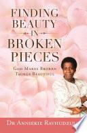 Book Finding Beauty in Broken Pieces
