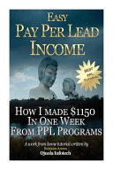 Easy Pay Per Lead Income