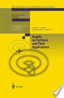 Graphs on Surfaces and Their Applications