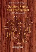 Gender  Society and Development