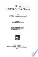 Ditte  Towards the stars  tr  by Asta and Rowland Kenney   Transl  of Mod stjaemerne