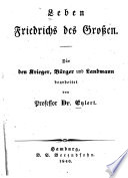 Leben Friedrich Wilhelm III