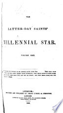 Ebook The Latter-Day Saints Millennial Star Epub N.A Apps Read Mobile