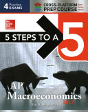 5 Steps to a 5  AP Macroeconomics 2017 Cross Platform Prep Course