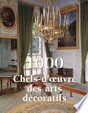 illustration 1000 Chef-d'œuvre des Arts décoratifs