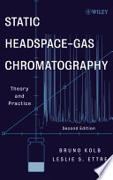 Static Headspace Gas Chromatography