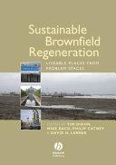 Sustainable Brownfield Regeneration