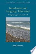 Translation and Language Education