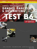 Damage Analysis   Estimating Test B6