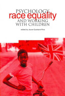 Psychology  Race Equality and Working with Children