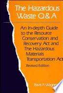 The Hazardous Waste Q A