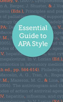 Essential Guide to APA Style