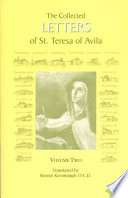 The Collected Letters of St  Teresa of Avila  vol 2  1578 1582