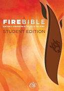 Fire Bible-ESV-Student : themes through scripture. detailed book introductions, extensive...