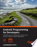 Android  Programming for Developers