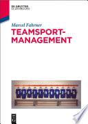 Teamsportmanagement