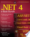 NET 4 Wrox eBook Bundle