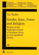 Gender  race  power  and religion