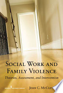 Social Work and Family Violence