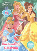 Disney Princess Enchanting Coloring
