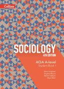 AQA A Level Sociology Student Book 1  AQA A Level Sociology