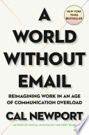 A World Without Email Book PDF