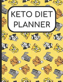 Keto Diet Planner Dog Puppy Kitten And Cat Cover 180 Day Charts For Ketogenic Diet Weight Loss And Wellness For 6 Months Of Journaling