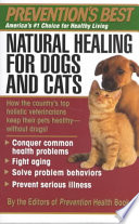 Natural Healing For Dogs And Cats