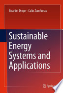 Ebook Sustainable Energy Systems and Applications Epub Ibrahim Dincer,Calin Zamfirescu Apps Read Mobile