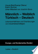 Männlich — Weiblich Türkisch — Deutsch