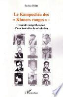 Le Kampuch  a des  Khmers rouges