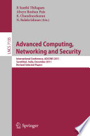 Advanced Computing Networking And Security