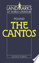 Ezra Pound  The Cantos