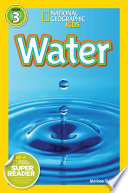 National Geographic Readers  Water Book PDF