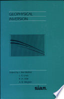 Geophysical Inversion book