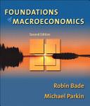 Foundations of Macroeconomics Plus MyEconLab Student Access Kit