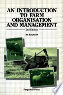 An Introduction to Farm Organisation   Management