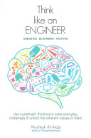 Think Like an Engineer An Engineer Presents Cdio And