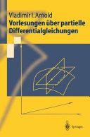Vorlesungen über partielle Differentialgleichungen