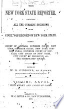 The New York State Reporter