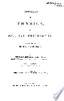 principles of physics or natural philosophy