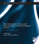 The Economic Crisis and Governance in the European Union