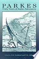 Parkes: Thirty Years of Radio Astronomy