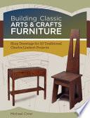 Building Classic Arts   Crafts Furniture
