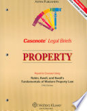 Casenote Legal Briefs Property