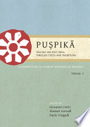 Puspika Tracing Ancient India Through Texts And Traditions