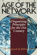 Book The Age of the Network