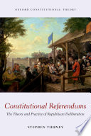 Constitutional Referendums book
