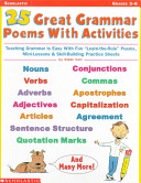 25 Great Grammar Poems with Activities