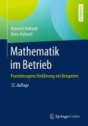 Mathematik im Betrieb
